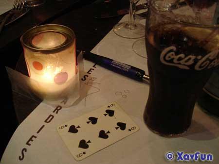cartes underground